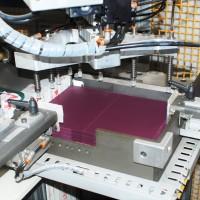 macchina stampaggio a caldo automatica