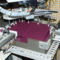macchina stampaggio a caldo automatica1